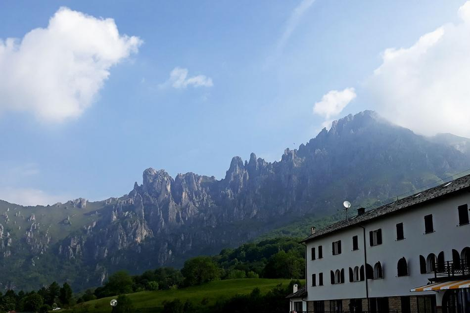 GRIGNETTA MOUNTAIN