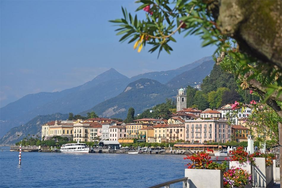 BELLAGIO THE PEARL OF THE COMO LAKE