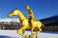 POLO ON SNOW IN ST. MORITZ